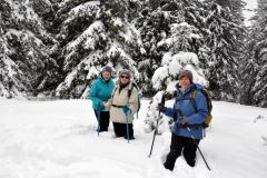 DSC_0160 Kontrola debeline snežne odeje