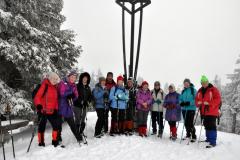 DSC_0162 Osvojitev najv. - Črnega vrha Pohorja
