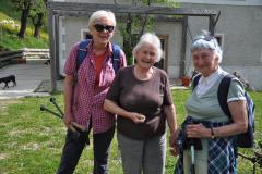 DSC_0407 Magda s 85 in 82-letnico